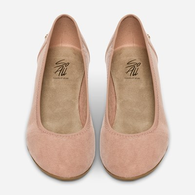 So All Ballerinat - Lila,Lila 321520 feetfirst.fi
