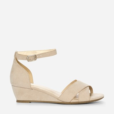 So All Sandaletit - Beige,Beige 324483 feetfirst.fi
