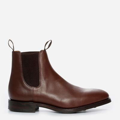 Loake Chatsworth Dainite - Ruskea 274162 feetfirst.fi