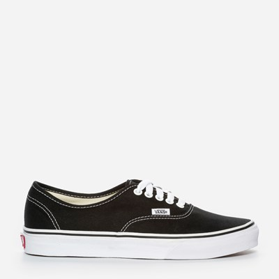Vans Authentic - Musta 279351 feetfirst.fi