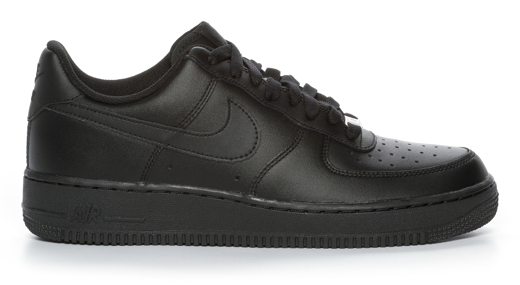exclusive shoes best deals on well known Nike Air Force 1 `07 Musta - 288498