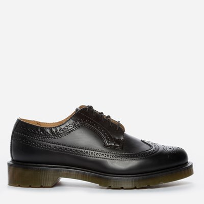 Dr Martens 3989 Wingtip Brouge - Musta 288677 feetfirst.fi