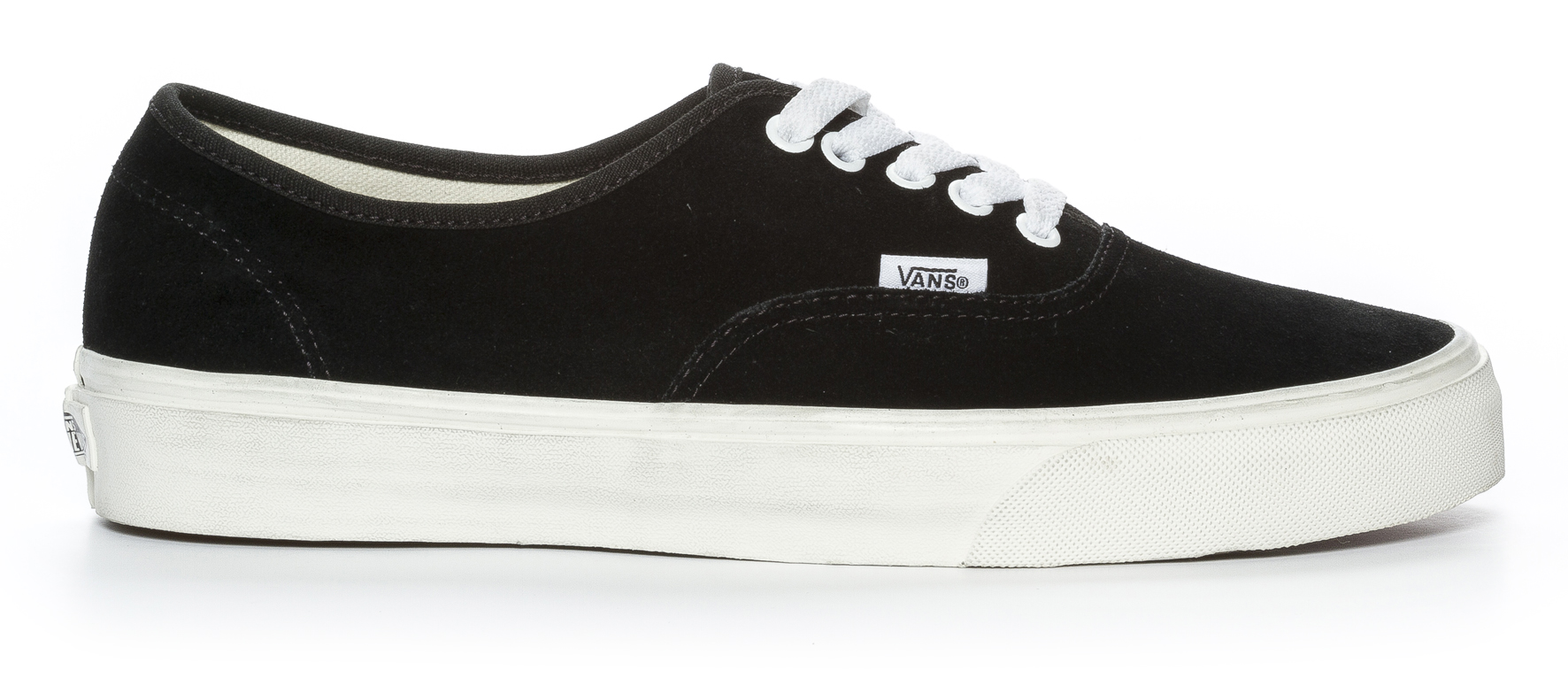 half off aad9c 089e2 Vans Authentic Suede - Musta 289181 feetfirst.fi