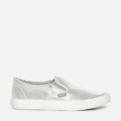 Superga Cotu Slipon - Metalli 298578 feetfirst.fi
