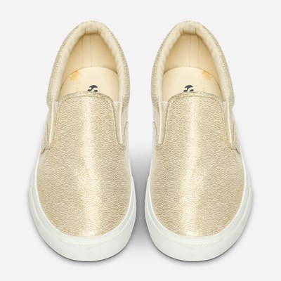 Superga Cotu Slipon - Metalli 298579 feetfirst.fi