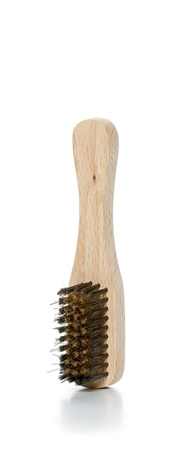 Springyard Therapy Suede Brush -  299990 feetfirst.fi