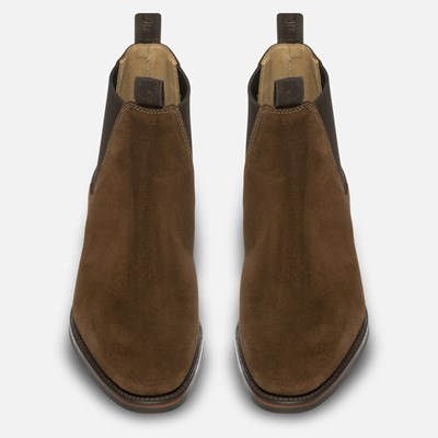 Loake Chatsworth Dainite - Ruskea 303527 feetfirst.fi