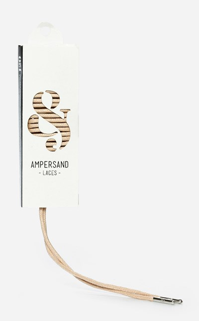 Ampersand 120 Cm Ampersand Lace Metal - Ruskea 304051 feetfirst.fi