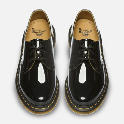 Dr Martens 1461 Patent Shoe - Musta 305382 feetfirst.fi