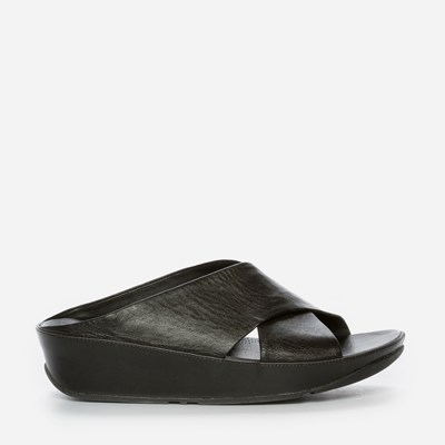 Fitflop Kys Slide - Musta 307428 feetfirst.fi