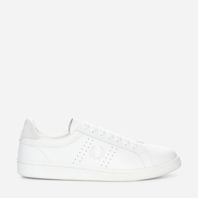 Fred Perry Parkside - Valkoinen 309533 feetfirst.fi