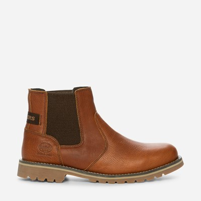 Dockers Boots Chelsea - Ruskea 312077 feetfirst.fi