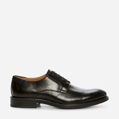 Playboy Derby Dress Shoe - Musta 312147 feetfirst.fi