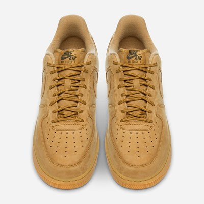 Nike Air Force 1 ´07 - Keltainen 312334 feetfirst.fi