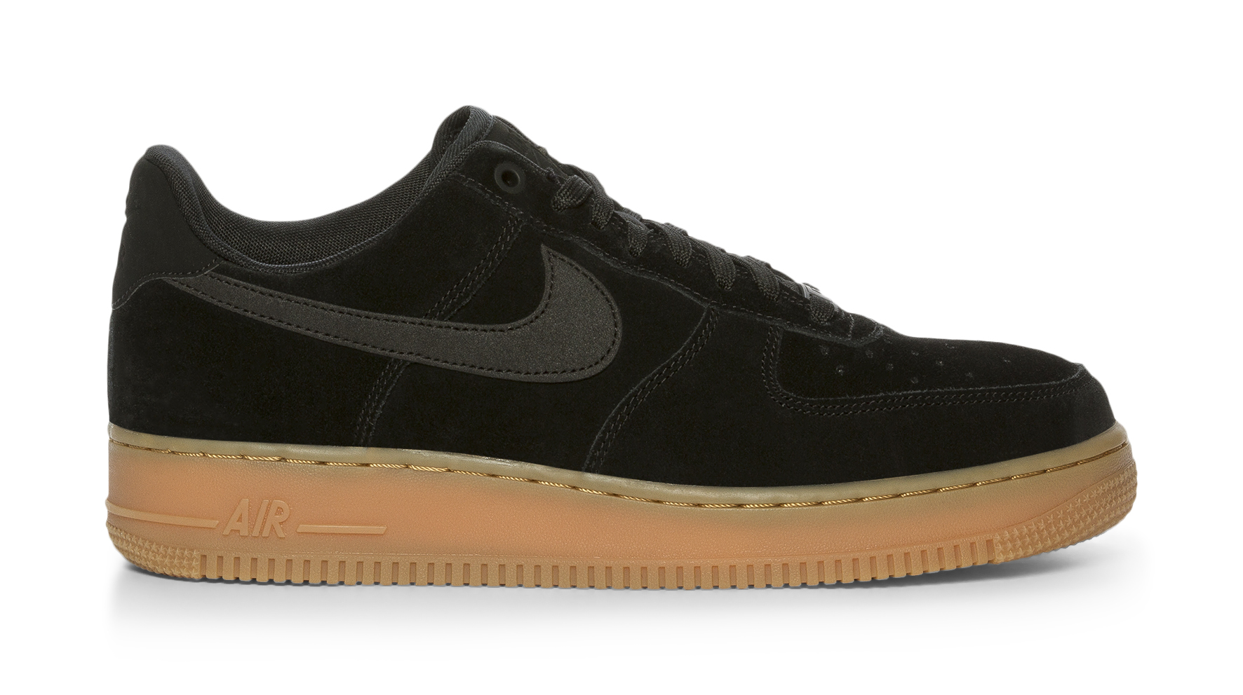 reasonably priced innovative design low priced Nike Air Force 1 ´07 Musta - 312642