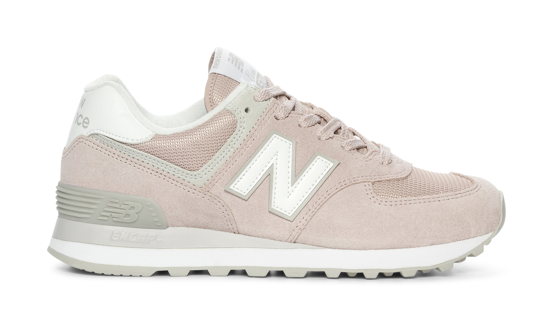 separation shoes 1a356 8591f New Balance 574 - Roosa 314218 feetfirst.fi