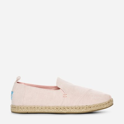 Toms Decon. Alp. Rope - Roosa 314729 feetfirst.fi