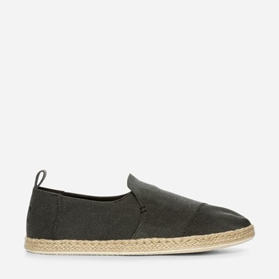 Toms Decon. Alp . Rope - Musta 315222 feetfirst.fi