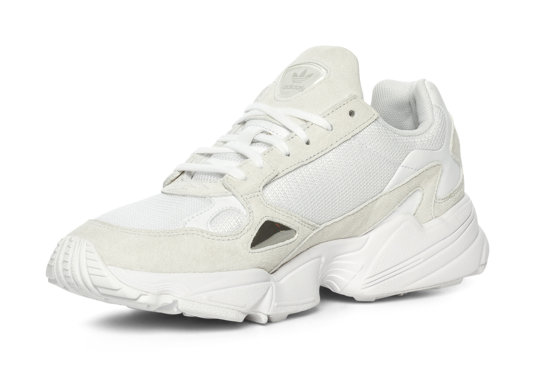 huge selection of f8a9a a5f43 ADIDAS Falcon W - Valkoinen 317980 feetfirst.fi