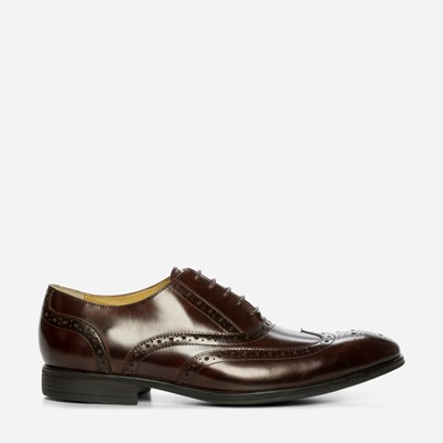 Steptronic Finchley Brogue - Ruskea 319897 feetfirst.fi