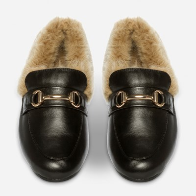 Steve Madden Kerry-F Loafer - Musta 320338 feetfirst.fi
