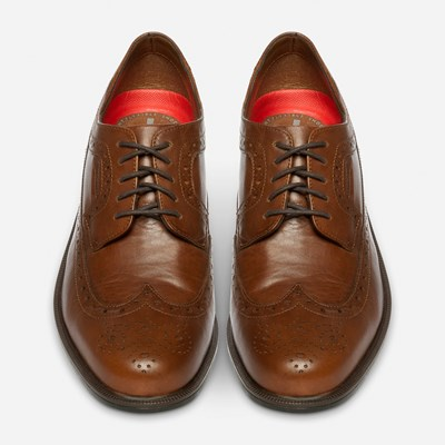 Rockport Esntial Dtlii Wing Tip - Ruskea 320390 feetfirst.fi