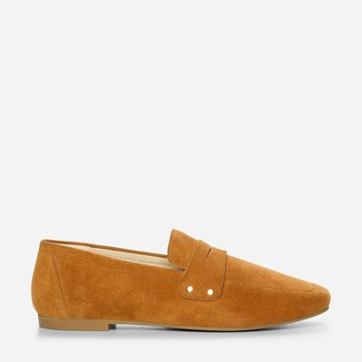 Depeche Lucy Loafer - Ruskea,Musta 322147 feetfirst.fi