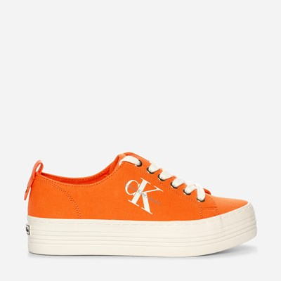 Calvin Klein Jeans Zolah Lace - Oranssi,Oranssi 323073 feetfirst.fi