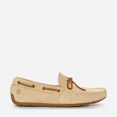 Timberland Lemans Gent Driving Moc Boat - Beige,Beige 323954 feetfirst.fi