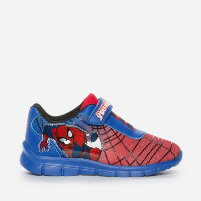 Spiderman Tennarit - Punainen 307309 feetfirst.fi