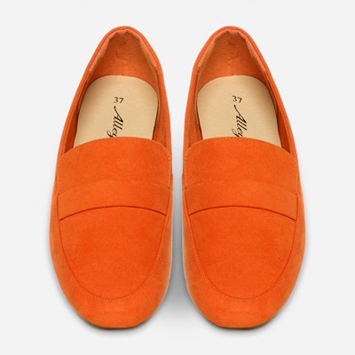Alley Loafer - Oranssi 319221 feetfirst.fi