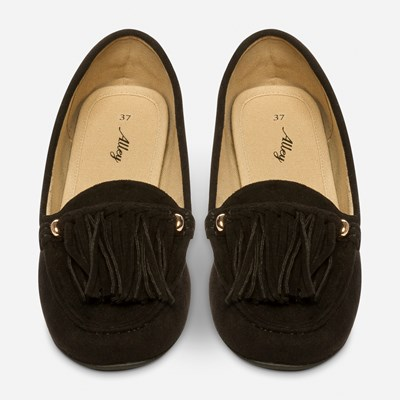 Alley Loafer - Musta 321405 feetfirst.fi