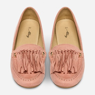 Alley Loafer - Roosa 321406 feetfirst.fi