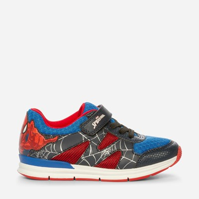 Spiderman Tennarit - Sininen 322188 feetfirst.fi