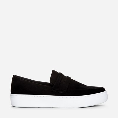 Duffy Loafer - Musta 327559 feetfirst.fi